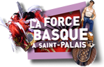La Force basque à Saint-Palais
