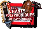 Les chants polyphoniques en pays niçois