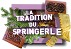 La tradition du Springerle
